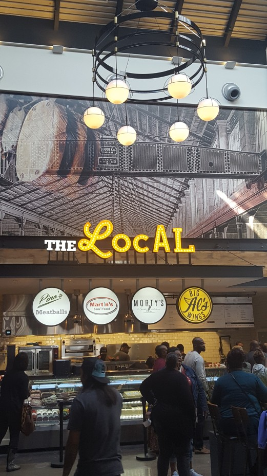 The Local at Waterside 2017